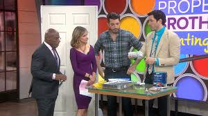 property brothers give 4 painting tips to make less of a mess