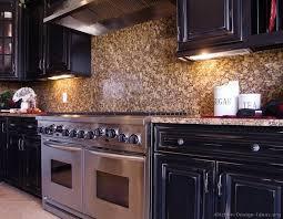 black kitchen backsplash ideas black galaxy granite backsplash ideas search kitchen