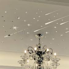Decoration Star Wall Decals Home by Ceiling Decoration Ebay