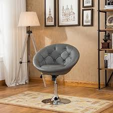 tufted office chair amazon com