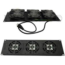 home theater cabinet cooling rack fan ebay