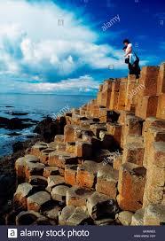 Chair Rock Angus The Giant U0027s Causeway Co Antrim Northern Ireland Finn Mccool U0027s