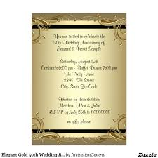 Invitation Card Marriage Amazing Marriage Anniversary Invitation Card 99 About Remodel