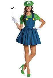 s mario luigi costume costumes