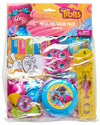 where to buy party favors american greetings trolls party favor value pack toys