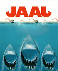 Jaws Meme - jaaj jaws poster parodies know your meme