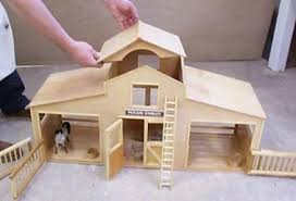 toy horse stable by vin lumberjocks com woodworking community