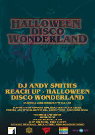 ra tickets dj andy smith u0027s ex portishead u0027s reach up u2013 halloween