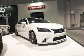 lexus vossen wheels 2013 lexus gs 350 by vossen wheels click to view more photos and