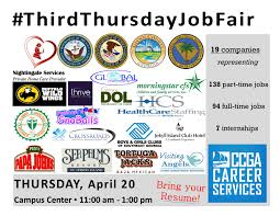 college of coastal georgia job fair