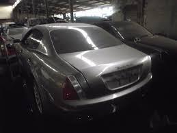 2005 maserati quattroporte interior used maserati trunk lids u0026 parts for sale