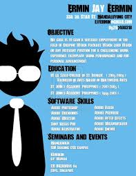 Fictional Resume 40 Truly Creative Resume Designs For Inspiration