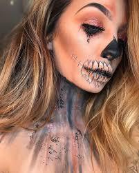 pumpkin makeup ideas for halloween popsugar beauty uk
