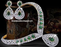 designer diamond sets designer diamond bridal necklace sets from tanishq jewellery