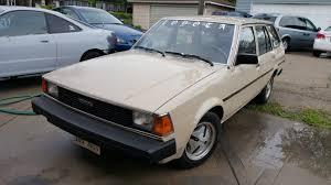 classic corolla 1982 toyota corolla wagon nano car restoration