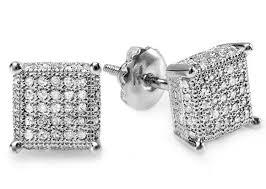 mens black diamond earrings diamonds black diamond stud earrings mens affable hoop