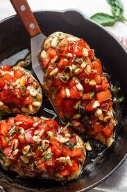 grilled bruschetta chicken bruschetta chicken bruschetta and skinny