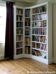the pros and cons of using a corner bookcase u2013 home decor