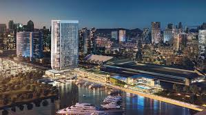 San Diego Convention Center Map by Hotel Developers Sue Convention Center As Expansion Plans Launch