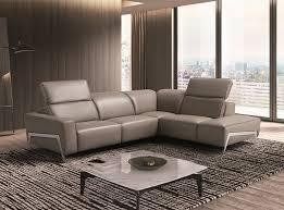 Italian Sectional Sofas by Ocean Italian Sectional Sofa Gray By J U0026m Furniture