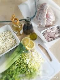 cuisiner le lieu jaune recette lieu jaune aux poireaux magazine omnicuiseur