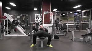 bench press full workout build muscle mass youtube