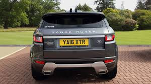 used land rover range rover evoque 2 0 td4 autobiography 5dr auto
