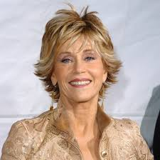 hairstyles through the years jane fonda in 2005 jane fonda s hairstyles through the years