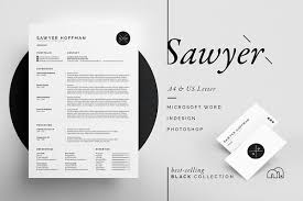 Job Hopper Resume by Resume Templates Bilmaw Creative Bw Executive Professional