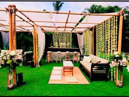 ideas 4 stunning backyard wedding decorations outdoor