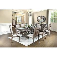 dining table transitional dining table set furniture sets dining
