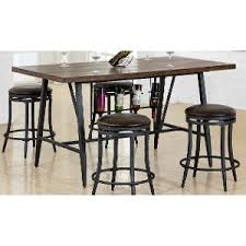 metal dining room tables counter height dining tables dining room rc willey