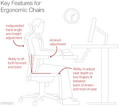 Office Chair Front Png Choosing The Best Ergonomic Office Chair Staples Canada