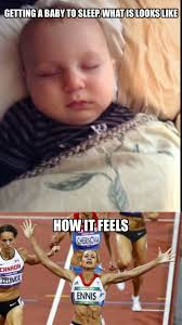 Baby Sleep Meme - getting a baby to sleep funny pictures quotes memes funny