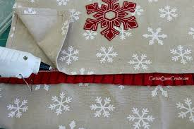 Decorative Christmas Pillows by Diy Christmas Pillow Slip Covers No Sew Or Low Sew