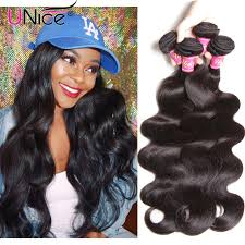 best hair on aliexpress best selling brazilian virgin hair body wave 3pcs unice hair
