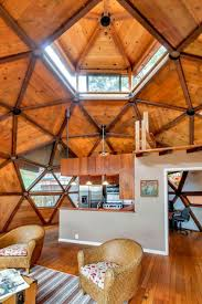 geodome house hand built geodesic dome cabin near san francisco