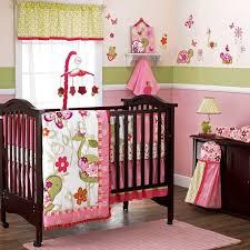 crib bedding walmart pink fur rug square hack wall mirror black