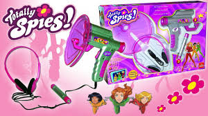 totally spies 3 1 spy kit gadgets review