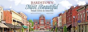 small town america historic bardstown nelson county kentucky the bourbon capital of