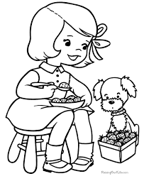 spring coloring pages free printable coloring