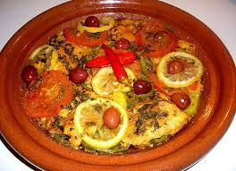 cuisine marocaine tajine tajine de poisson et légumes choumicha cuisine marocaine