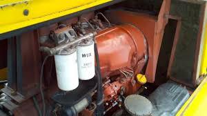 atlas copco xas 85 towable air compressor deutz diesel youtube