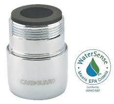 careguard 1 5 gpm faucet aerator w agion antimicrobial speakman