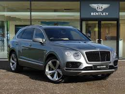 2017 bentley bentayga price used 2017 bentley bentayga v8 d for sale in west sussex pistonheads