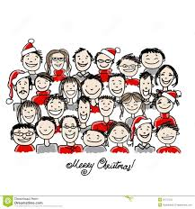 office christmas party stock illustrations u2013 723 office christmas