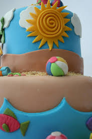 and everything sweet beach cake