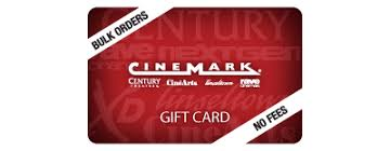 gift cards in bulk cinemark gift cards