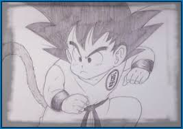 imagenes de goku para dibujar faciles con color imagenes de dragon ball z para dibujar a lapiz a color archivos