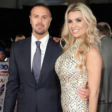 does paddy mcguiness use hair products paddy mcguinness wife christine explains why her family won t put